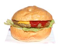 メリケンバーガー