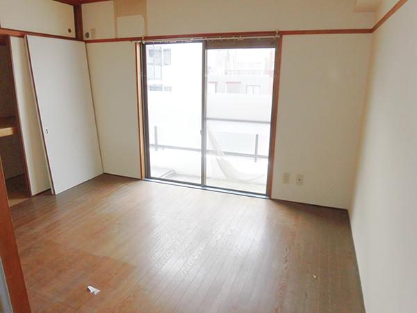 403号室の洋室